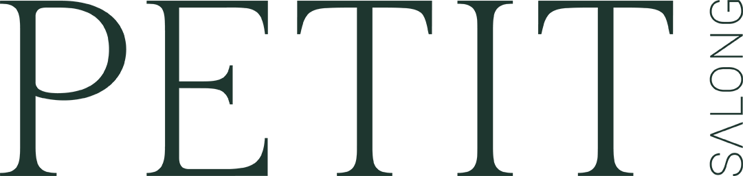 Petit salong grønn logo