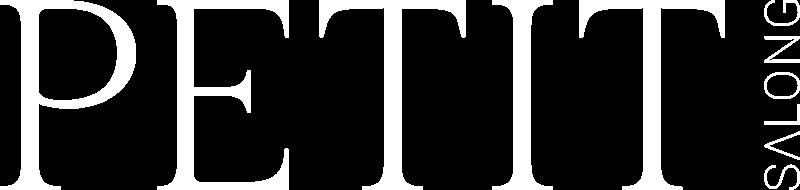 Petit Salong hvit logo